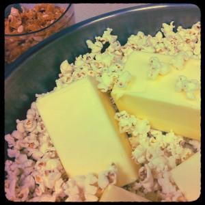 Popcorn & Butter